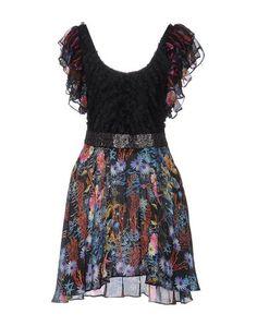 Короткое платье Custo Lowxury