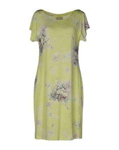 Платье до колена Roberta Scarpa