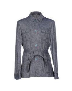 Джинсовая верхняя одежда Lardini