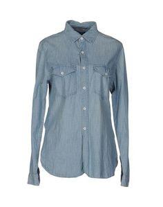 Джинсовая рубашка Polo Jeans Company