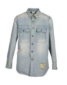 Джинсовая рубашка D BY D