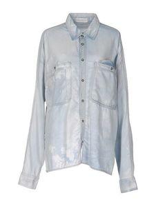 Джинсовая рубашка Faith Connexion