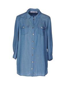 Джинсовая рубашка 22 Maggio BY Maria Grazia Severi