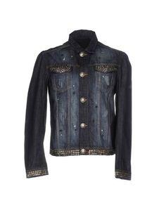 Джинсовая верхняя одежда Philipp Plein Homme