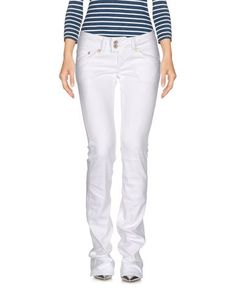Джинсовые брюки MET IN Jeans