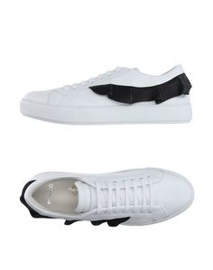 Низкие кеды и кроссовки Pinko Black