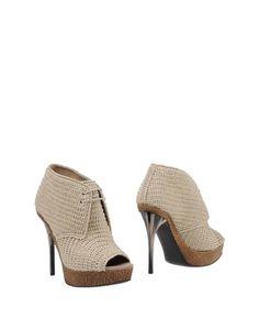 Полусапоги и высокие ботинки Burberry Prorsum
