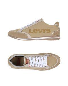 Низкие кеды и кроссовки Levis RED TAB