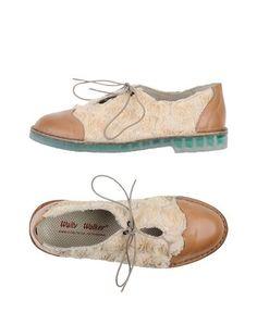Обувь на шнурках Wally Walker