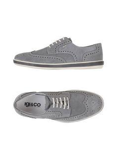 Обувь на шнурках Igi&Co