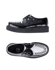 Обувь на шнурках T.U.K