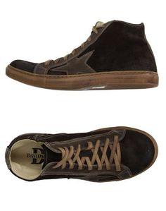 Высокие кеды и кроссовки Davidson