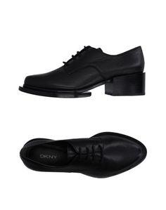 Обувь на шнурках Dkny