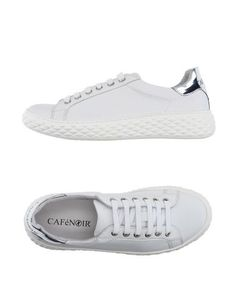Низкие кеды и кроссовки CafÈnoir