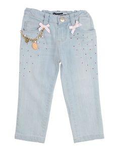 Джинсовые брюки Paesaggino