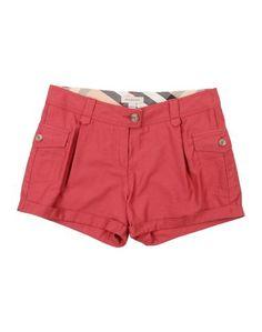 Повседневные шорты Burberry Children