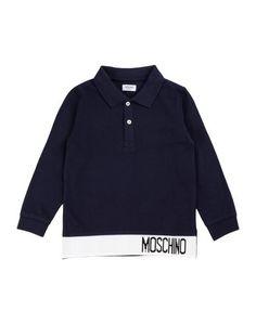 Поло Moschino Baby