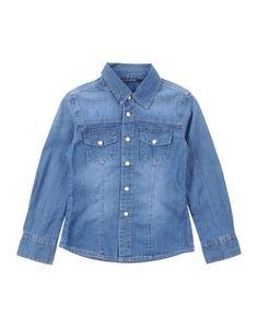 Джинсовая рубашка Heach Junior BY Silvian Heach