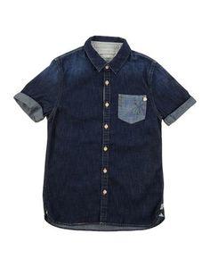 Джинсовая рубашка Scotch & Shrunk