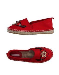 Эспадрильи Dolce & Gabbana