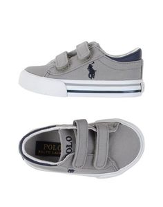 Низкие кеды и кроссовки Ralph Lauren