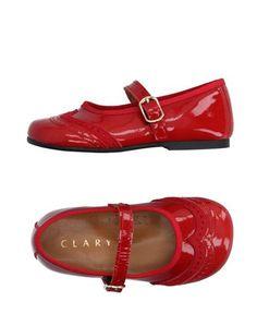 Балетки Clarys