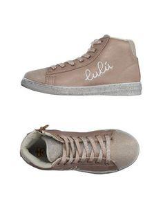 Высокие кеды и кроссовки Lulu