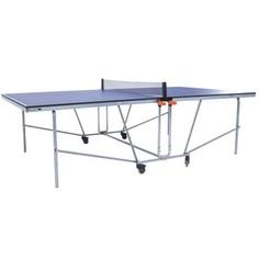 Стол Для Игры В Настольный Теннис В Помещении Ft 730 Artengo