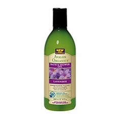 Гель для душа Avalon Organics