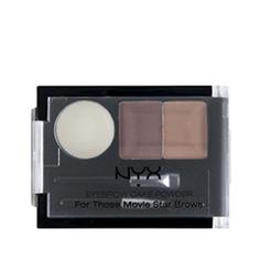Тени для бровей NYX Professional Makeup
