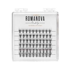 Накладные ресницы Romanova MakeUp