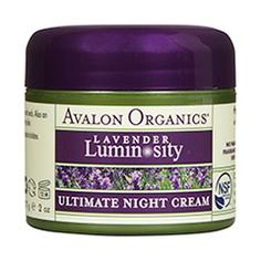 Ночной крем Avalon Organics