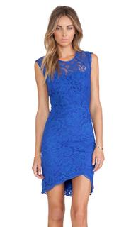 Кружевное платье gwen - Bardot