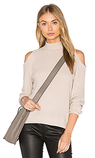 Open shoulder turtleneck - LNA
