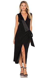 Свободное платье isobel - SIR the label