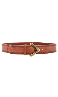 Triangle buckle belt - Linea Pelle