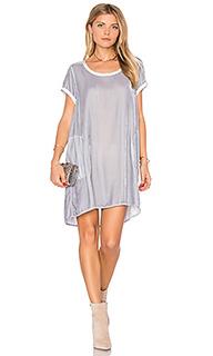 Elodie cap sleeve velvet dress - CP SHADES