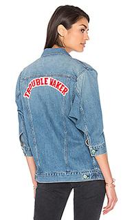 Джинсовая куртка girl gang - Sandrine Rose