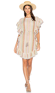 Tropicale flutter fringe dress - Zimmermann