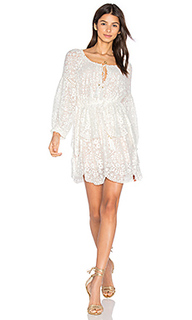 Gossamer scallop mini dress - Zimmermann