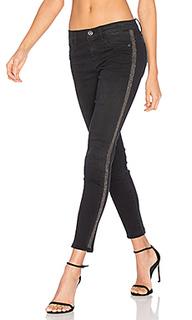 Супер узкие джинсы средняя посадка luna - Hudson Jeans