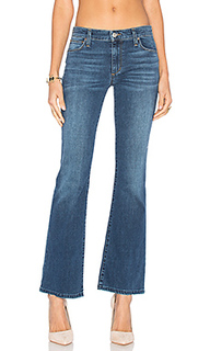 Джинсы с узким клешем the provocateur - Joes Jeans