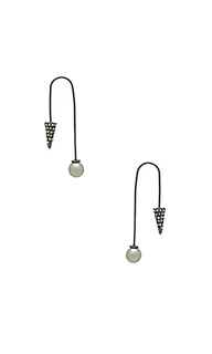 Cone threader earring - Rebecca Minkoff