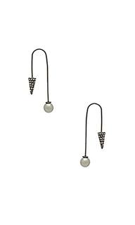 Cone threader earring - Rebecca Minkoff