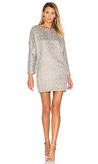 Boxy tweed dress - BLAQUE LABEL