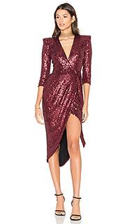 Платье с запахом kinsey - Zhivago