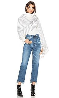 Brushed pinstripe scarf - Rag & Bone