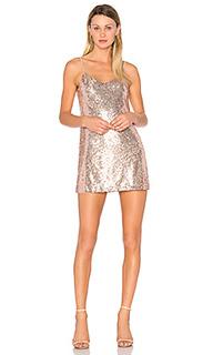 Мини платье tessellate - NBD