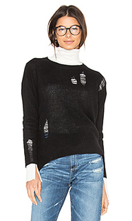 Cashmere distressed sweater - Enza Costa