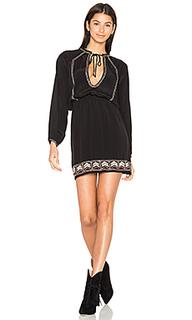 Короткое платье camille - Cleobella